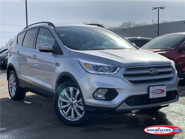 2019 Ford Escape SEL (Stk: MT0511) in Midland - Image 1 of 19