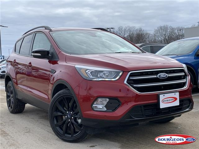 2019 Ford Escape Titanium (Stk: MT0512) in Midland - Image 1 of 21