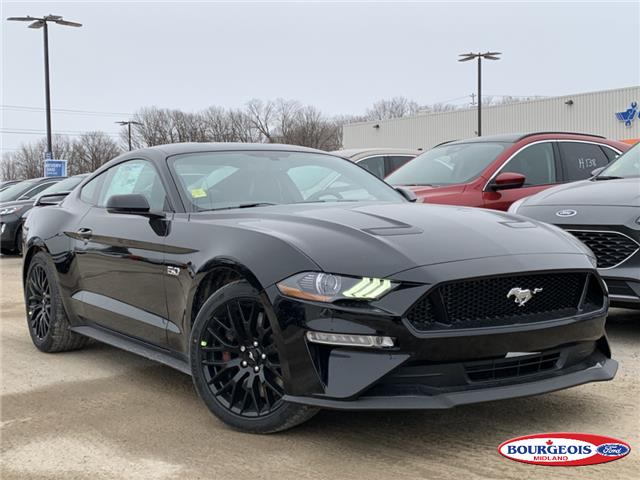2020 Ford Mustang GT Premium (Stk: 020MU7) in Midland - Image 1 of 14