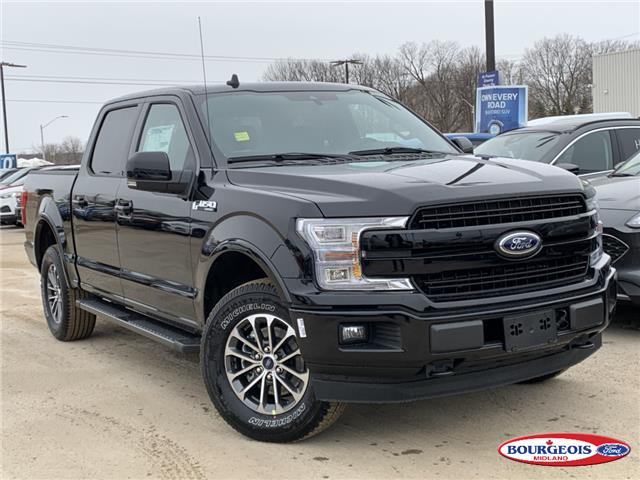 2020 Ford F-150 Lariat (Stk: 20T260) in Midland - Image 1 of 22