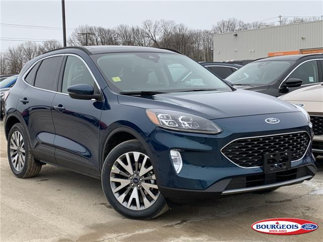 2020 Ford Escape Titanium (Stk: 20T251) in Midland - Image 1 of 19