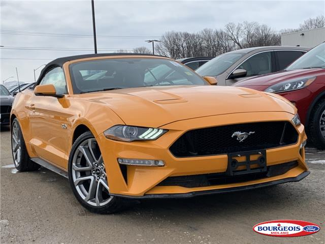 2019 Ford Mustang GT Premium (Stk: 0RC838) in Midland - Image 1 of 17