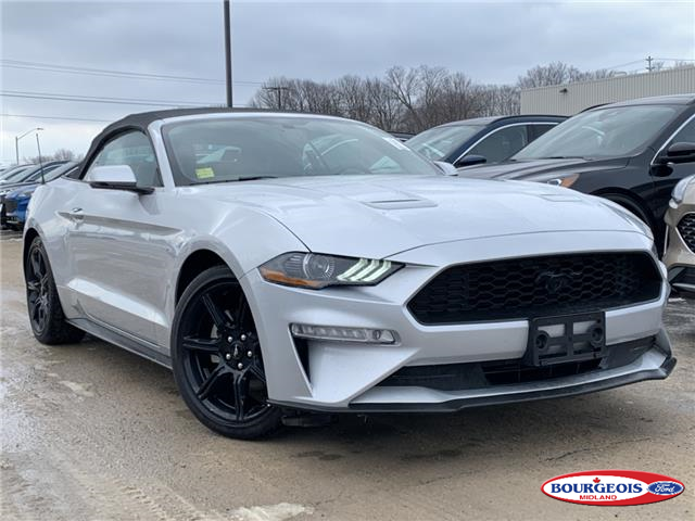 2019 Ford Mustang EcoBoost Premium (Stk: 0RC837) in Midland - Image 1 of 18