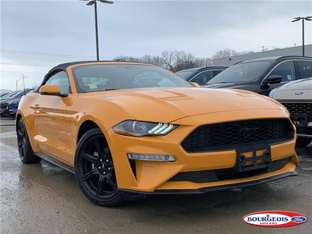 2019 Ford Mustang EcoBoost Premium (Stk: 0RC835) in Midland - Image 1 of 18