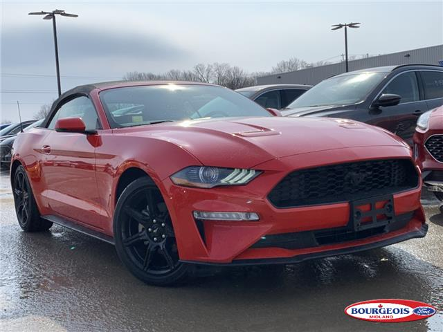 2019 Ford Mustang EcoBoost Premium (Stk: 0RC834) in Midland - Image 1 of 16