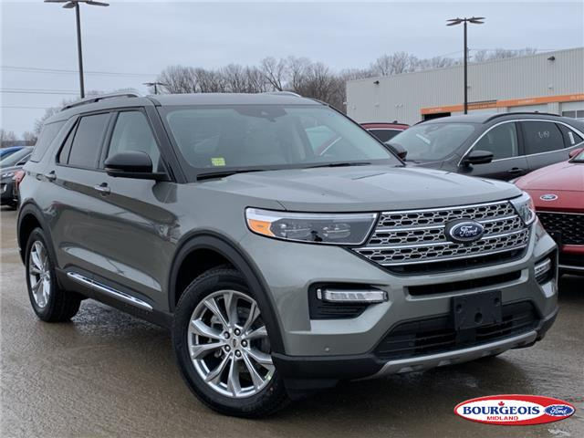 2020 Ford Explorer Limited (Stk: 20T283) in Midland - Image 1 of 20