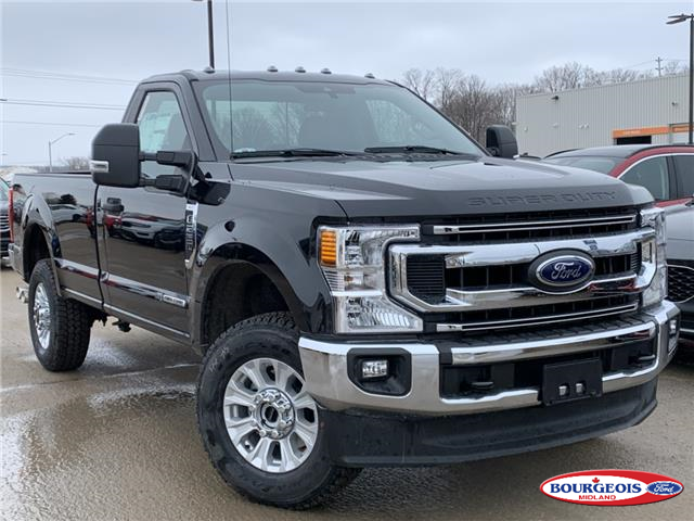 2020 Ford F-250 XLT (Stk: 20T287) in Midland - Image 1 of 12