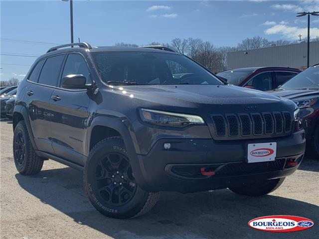 2019 Jeep Cherokee Trailhawk (Stk: 19T1155A) in Midland - Image 1 of 22