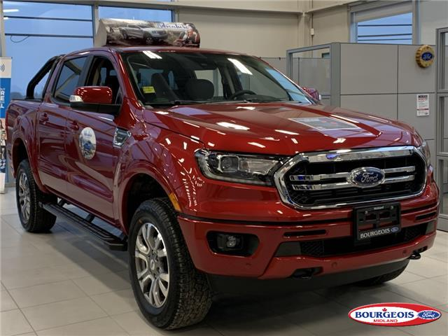 2020 Ford Ranger Lariat (Stk: 20RT14) in Midland - Image 1 of 16