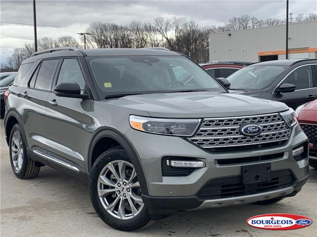 2020 Ford Explorer Limited (Stk: 20T335) in Midland - Image 1 of 20