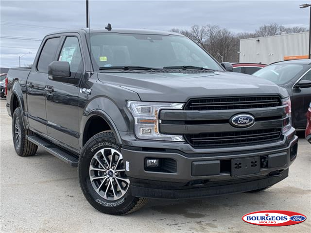 2020 Ford F-150 Lariat (Stk: 20T331) in Midland - Image 1 of 19