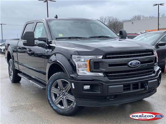 2020 Ford F-150 XLT (Stk: 20T339) in Midland - Image 1 of 3
