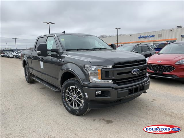 2020 Ford F-150 XLT (Stk: 20T380) in Midland - Image 1 of 9