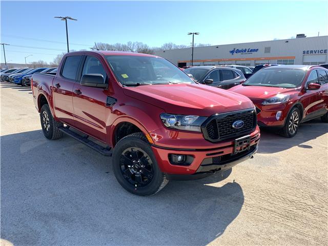 2020 Ford Ranger XLT (Stk: 20RT17) in Midland - Image 1 of 9