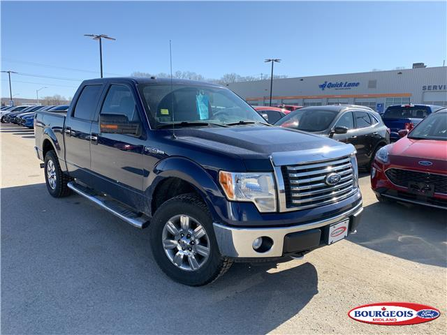 Used 2011 Ford F-150 XLT AS IS UN-CERTIFIED  - Midland - Bourgeois Ford