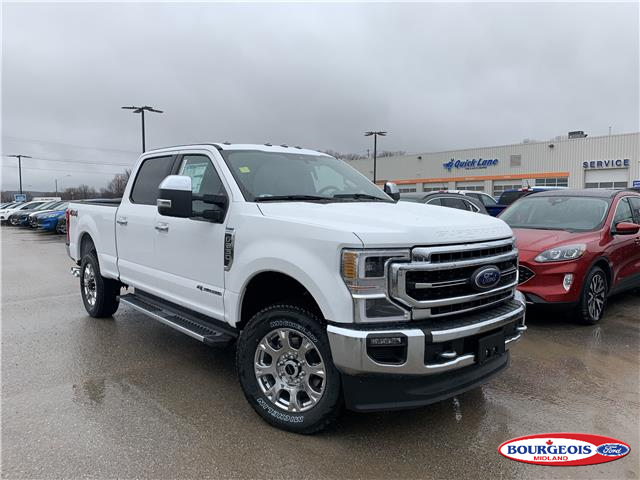 2020 Ford F-250 Lariat (Stk: 20T406) in Midland - Image 1 of 10