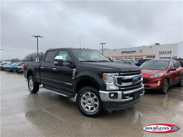 2020 Ford F-250 XLT (Stk: 20T351) in Midland - Image 1 of 10