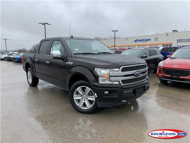 2020 Ford F-150 Platinum (Stk: 20T363) in Midland - Image 1 of 15