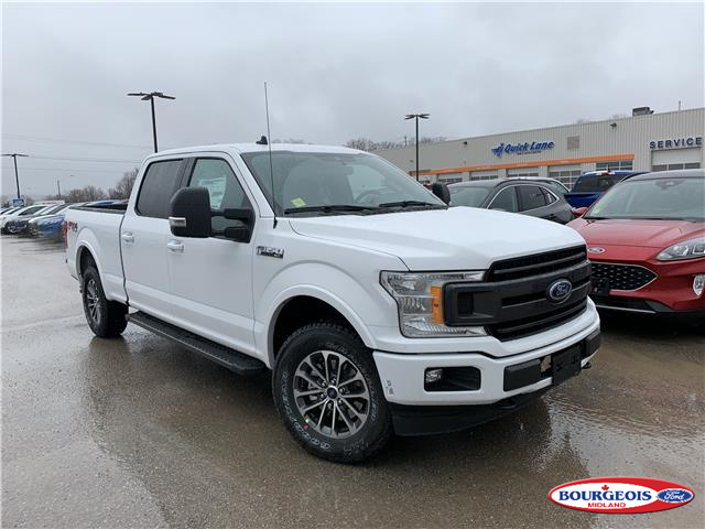 2020 Ford F-150 XLT (Stk: 20T343) in Midland - Image 1 of 4