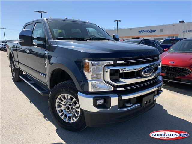 2020 Ford F-350 XLT (Stk: 20T411) in Midland - Image 1 of 11