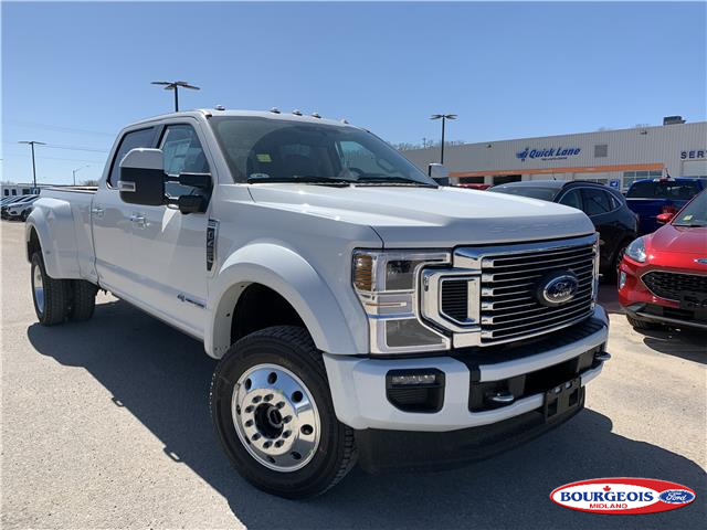 2020 Ford F-450 Limited (Stk: 20T414) in Midland - Image 1 of 17