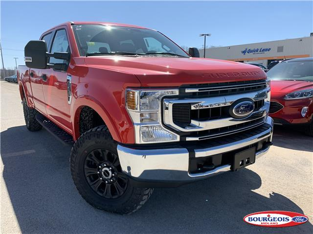2020 Ford F-250 XLT (Stk: 20T407) in Midland - Image 1 of 13