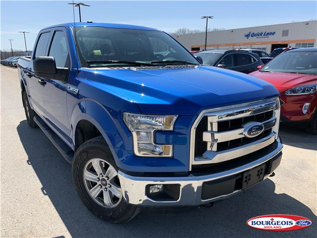 2016 Ford F-150 XLT (Stk: MT0506A) in Midland - Image 1 of 15
