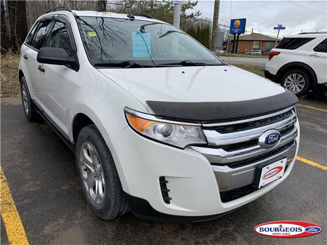 Used 2012 Ford Edge SE AS IS UN-CERTIFIED  - Midland - Bourgeois Ford