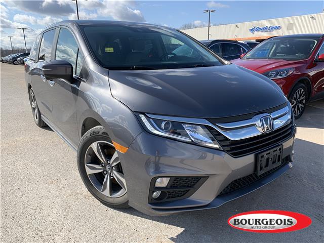 Used 2019 Honda Odyssey EX  - Midland - Bourgeois Ford