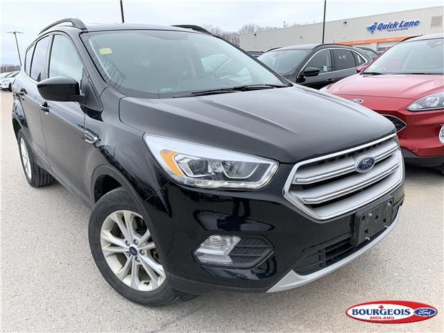 2018 Ford Escape SEL (Stk: 20T98A) in Midland - Image 1 of 3