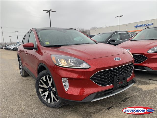 2020 Ford Escape SEL (Stk: 020T80) in Midland - Image 1 of 20