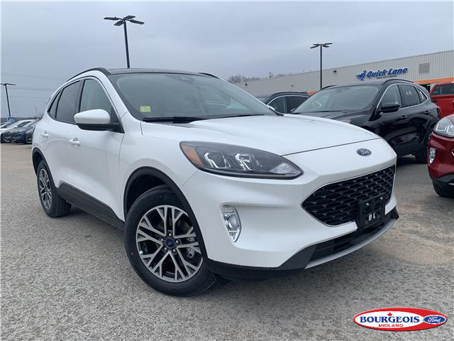2020 Ford Escape SEL (Stk: 20T203) in Midland - Image 1 of 21
