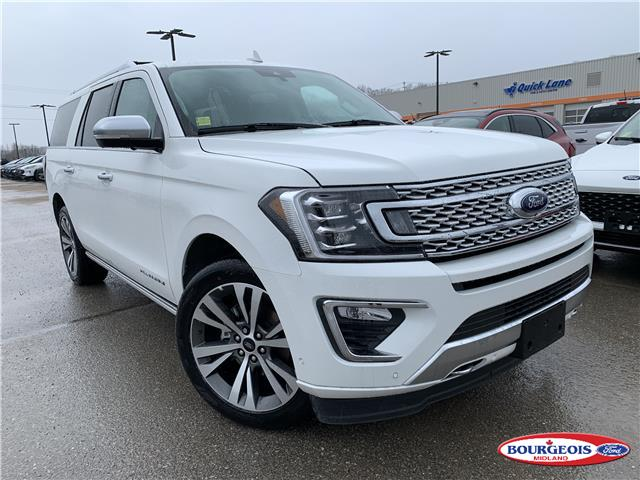 2020 Ford Expedition Max Platinum (Stk: 20T192) in Midland - Image 1 of 22