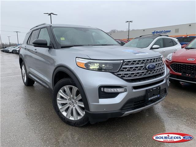 2020 Ford Explorer Limited (Stk: 020T56) in Midland - Image 1 of 23