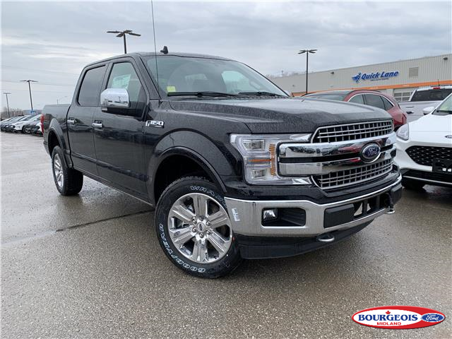 2020 Ford F-150 Lariat (Stk: 20T143) in Midland - Image 1 of 21