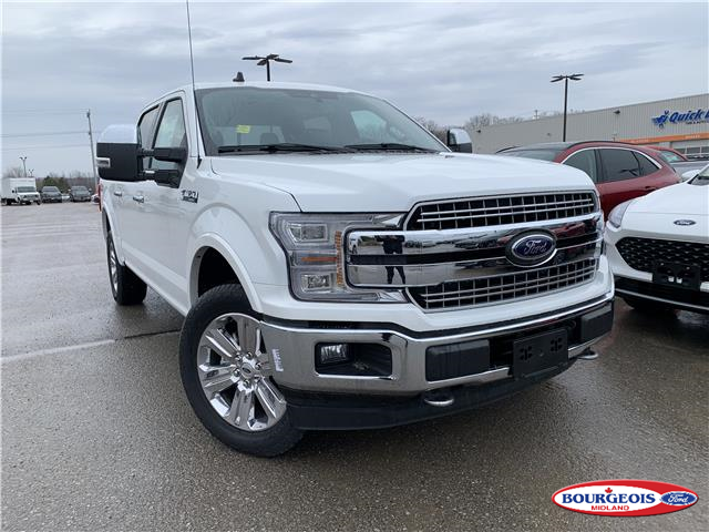 2020 Ford F-150 Lariat (Stk: 20T166) in Midland - Image 1 of 22