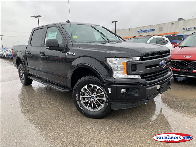 2020 Ford F-150 XLT (Stk: 20T235) in Midland - Image 1 of 17