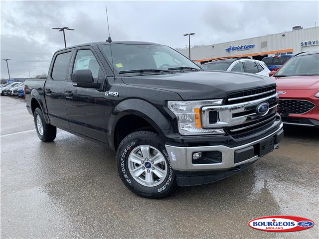 2020 Ford F-150 XLT (Stk: 20T204) in Midland - Image 1 of 16