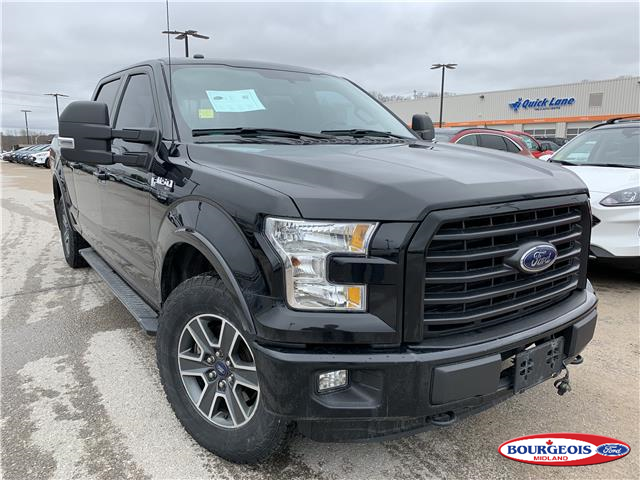 2016 Ford F-150 XLT (Stk: 20T339A) in Midland - Image 1 of 3