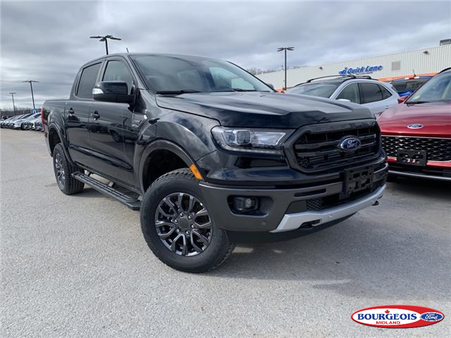 2020 Ford Ranger Lariat (Stk: 20RT12) in Midland - Image 1 of 20