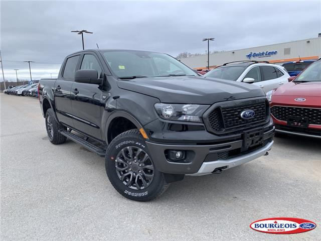 2020 Ford Ranger XLT (Stk: 020RT9) in Midland - Image 1 of 18