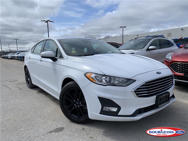 2019 Ford Fusion SE (Stk: 019FU1) in Midland - Image 1 of 18