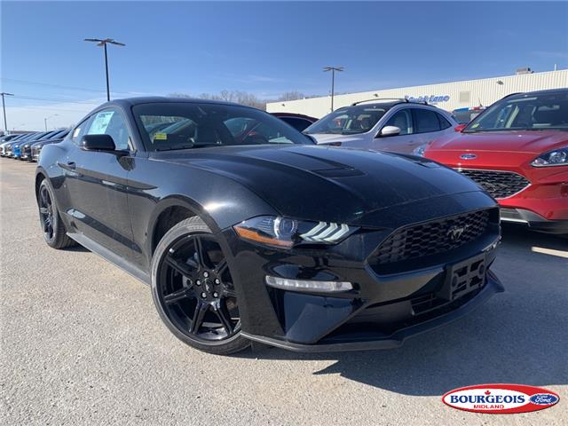2020 Ford Mustang EcoBoost Premium (Stk: 020MU4) in Midland - Image 1 of 17
