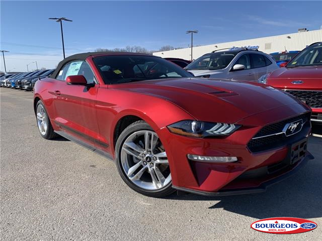 2020 Ford Mustang EcoBoost Premium (Stk: 020MU6) in Midland - Image 1 of 16