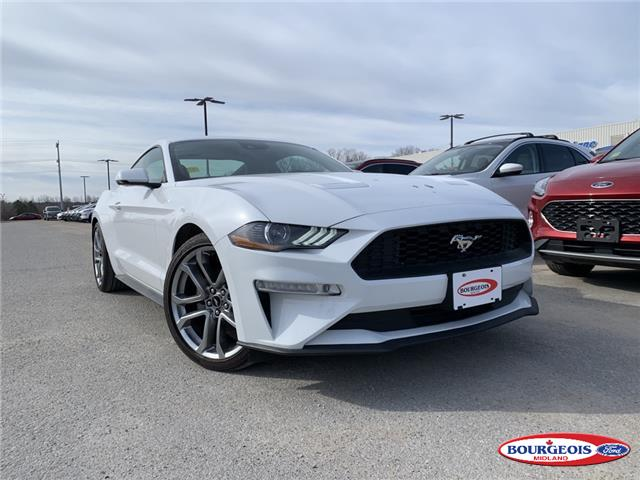 2019 Ford Mustang EcoBoost Premium (Stk: 19MU10) in Midland - Image 1 of 15
