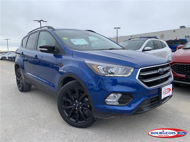 2019 Ford Escape Titanium (Stk: MT0507) in Midland - Image 1 of 19
