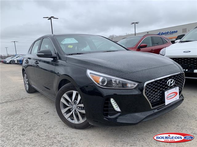 2019 Hyundai Elantra GT Preferred (Stk: 0RC823) in Midland - Image 1 of 16