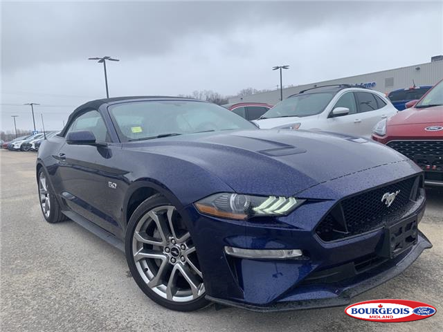 2019 Ford Mustang GT Premium (Stk: 0RC841) in Midland - Image 1 of 15