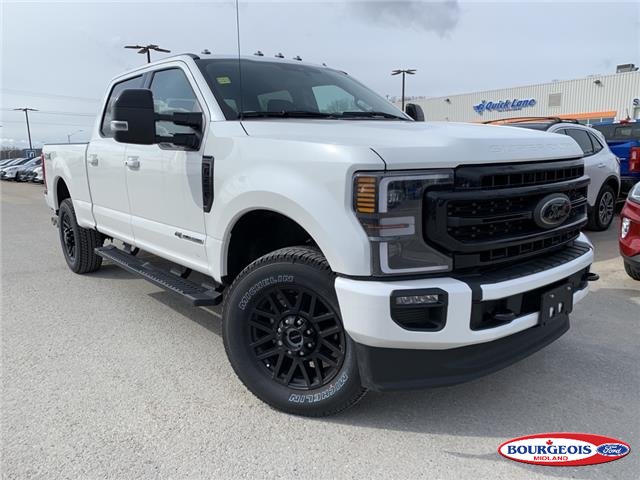 2020 Ford F-250 Lariat (Stk: 20T431) in Midland - Image 1 of 22
