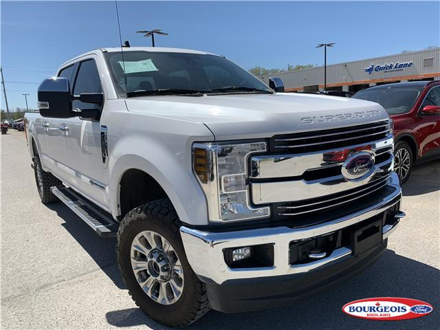 2019 Ford F-250 Lariat (Stk: 0077PT) in Midland - Image 1 of 14